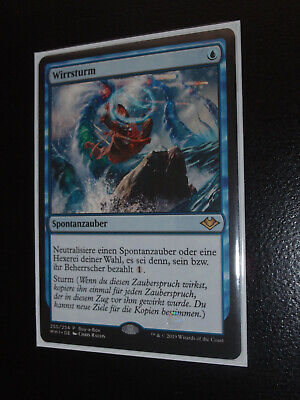 Magic 1x Flusterstorm / Wirrsturm Modern Horizons german mint MTG