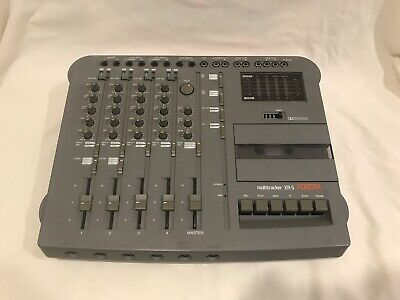 Used Retro Fostex Multitrack Mixer XR-5