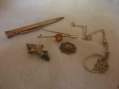 Scrap Resell Various Silver Items No Reserve