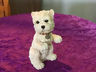 Westie West Highland Terrier by The House Of Valentina Westie Begging