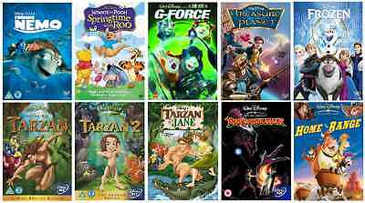 Disney 10 dvd Collection