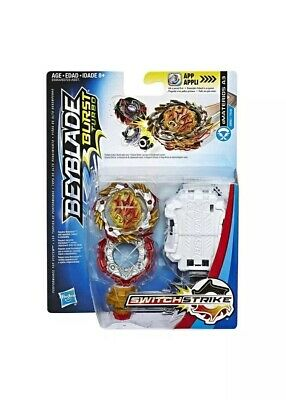 HASBRO Beyblade Burst Evolution SwitchStrike Starter Pack Amaterios A3 Attack