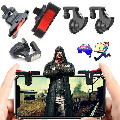 PUBG Phone Mobile Gaming Trigger Fire Button Handle For L1R1 Shooter Controller