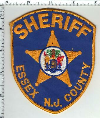 Essex County Sheriff (New Jersey) 2nd Issue Shoulder Patch