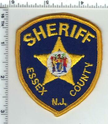 Essex County Sheriff's Dept. (New Jersey) Cap/Hat Patch