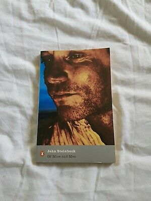 Of Mice and Men (Penguin Modern Classics) by John Steinbeck Paperback Book The