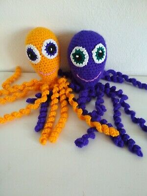 Kawaii Octopus Crochet Pattern | Octopus crochet pattern, Crochet ... | 400x300