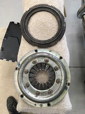 """AP Racing 7.25"""" 184mm Sintered Clutch Cover Assembly CP2116 Used"""