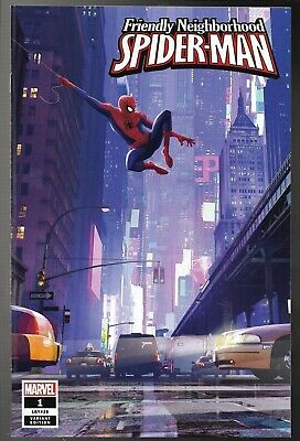 Friendly Neighborhood Spider-man #1 Spider-verse Incent Animation 1:10 Variant