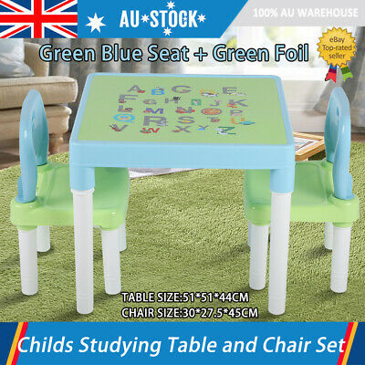 Prime 2019 Disney Kids Wood Table And 2 Chairs Set Toddler Home Interior And Landscaping Ponolsignezvosmurscom
