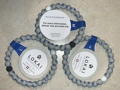 Lokai Gameday Bracelet Stadium Giveaway Derrick Hall Pro-state Foundation M or L