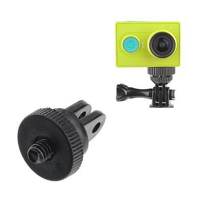 Mini Screw Tripod Mount Adapter Sport Camera for Action Cam AS15 AS30 AS100V @