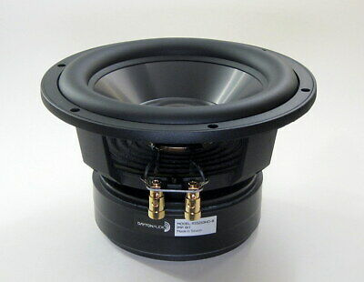 Dayton Audio RSS210HO-8 subwoofers, one pair, nearly unused; $239 online price