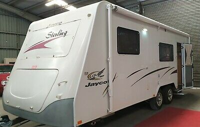 2003 Jayco Sterling 21ft
