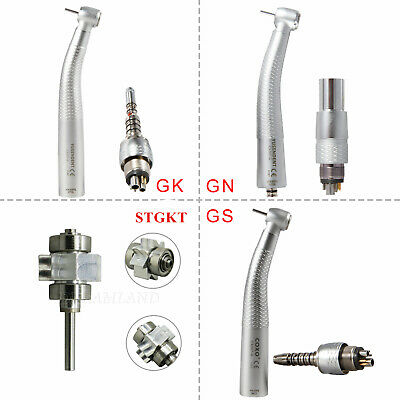 COXO-207G Dental Fiber Optic Handpiece LED Quick Coupler fit NSK KAVO Sirona UK