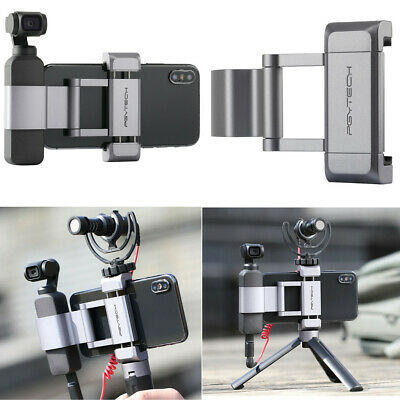 PGYTECH Quick Release Fixing Bracket For DJI OSMO Pocket Phone Holder Adapter US