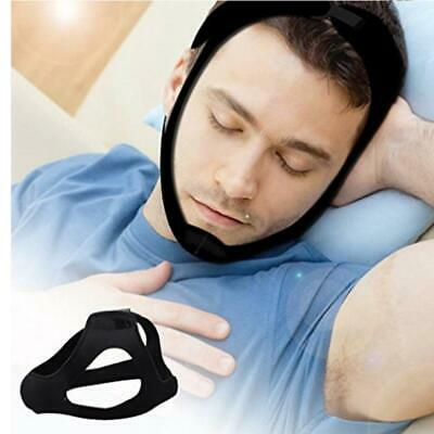Unisex Anti Snore Chin Strap Night Stop Snore Belt Sleeping Aid Tools WT88 02