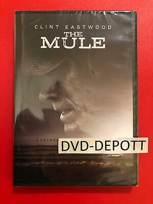 The Mule DVD {{{AUTHENTIC DVD READ}}} Brand New FAST Free Shipping