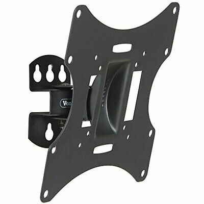 "VonHaus 19-42"" Tilt & Swivel TV Wall Mount Bracket for LED, LCD, 3D, Curved, Pla"