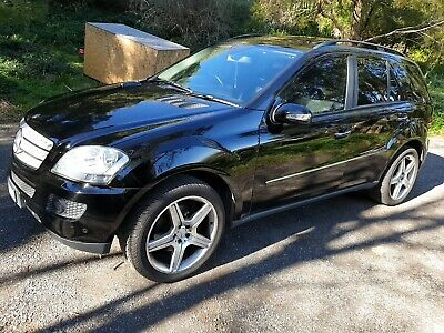 2006 Mercedes-Benz ML320 CDI Luxury 7 speed Auto