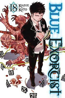 Blue Exorcist Gn Vol 18 Brand New Bagged Manga Graphic Novel