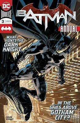 Batman Annual #3 Brand New Bagged And Boarded Comic