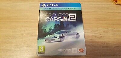 Project Cars 2 Limited Edition - PS4