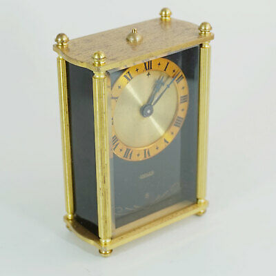 Jaeger Le Coultre Music Clock - 8 Tage Wecker mit Reuge Spieluhr !
