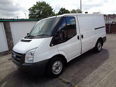 2010 Ford Transit T280 Swb Low Roof 2.2 Tdci 85 Bhp 5 Speed Fwd Panel Van No Vat