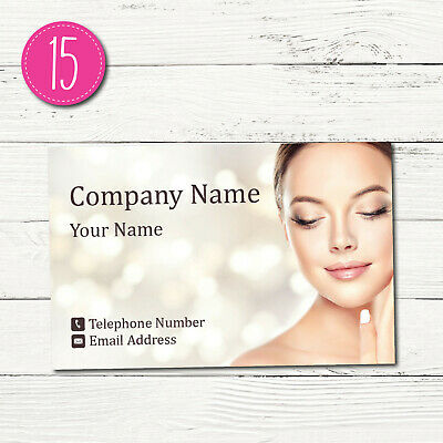 100 Personalised Business Cards - Customise & Create Your Own - Design 15