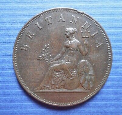 Greece, Ionian Islands - 2 Oboli 1819 coin.