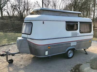 199O Hymer Eriba triton with bunk beds