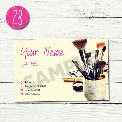 100 Personalised Business Cards - Customise & Create Your Own - Design 28