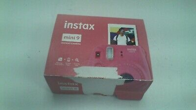 Instax Mini 9 Camera - Flamingo Pink