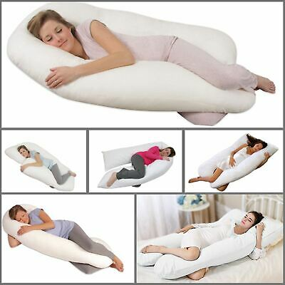 New 9 / 12 Ft Foot Maternity Pregnancy Rest Study Pain Relief Comfort U Cushion