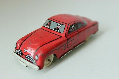 Marchesini Italy Vintage Tinplate Penny Toy Car Very Rare