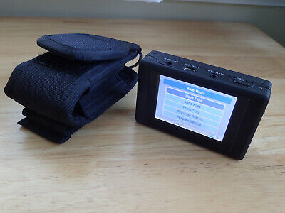 Used - Lawmate PV-500 DVR recorder with accessories - NM