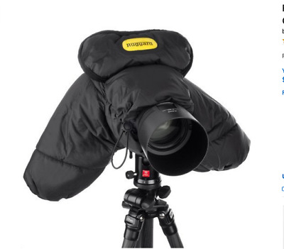 Ruggard DSLR Parka Cold & Rain Protector for Cameras & Camcorders PAC-LB * New