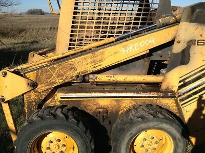 GEHL 4615 SKID Steer - Axle Assembly with 15 5