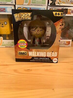 Funko DORBZ. The Walking Dead: Daryl Dixon (Bloody) Limited Edition Chase