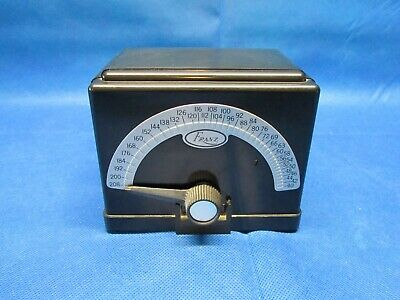 VINTAGE FRANZ ELECTRIC Metronome Musical Instrument Wood