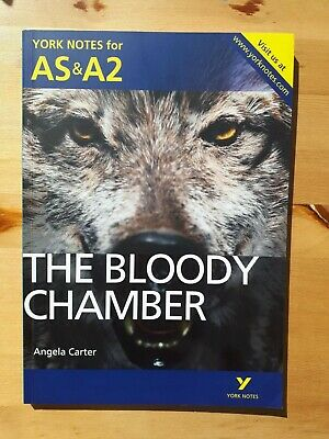 The Bloody Chamber: York Notes for AS & A2 by Steve Roberts (Paperback, 2012)