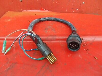 Mercury Wiring Harness Adapter - Wiring Diagrams Dash on