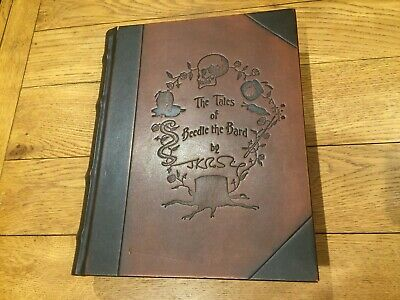The Tales of Beadle The Bard Collectors First Edition J K Rowling Harry Potter