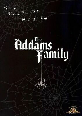 The Addams Family - The Complete Series New/Sealed Free Shipping From USA