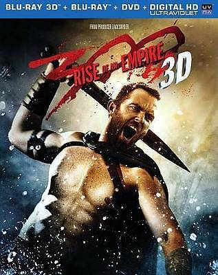 300: Rise of an Empire [Blu-ray 3D + Blu-ray + DVD]