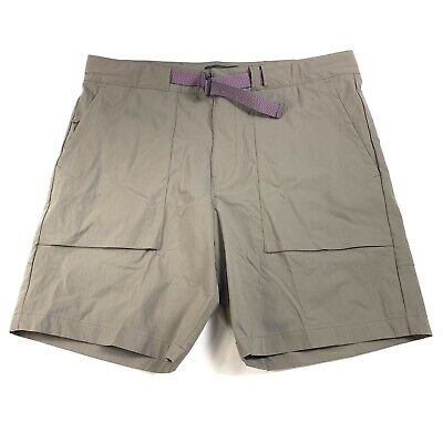 84cb33a959354 NEW Nike SB Flex Everett Khaki Shorts Dri-Fit Men's 886102 202 Size 34 MSRP