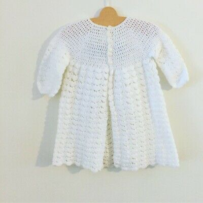 Gorgeous Handmade Knitted Baby/Toddler Jacket.