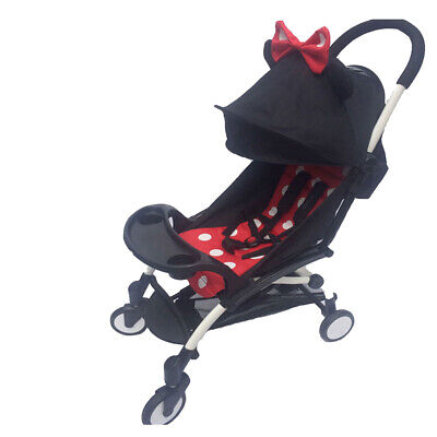 Cup Holder Cart Universal Baby Stroller Children Snack Tray Accessories For YOYO