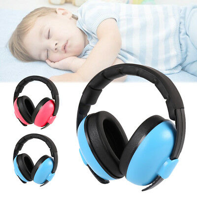 Kids Ear Muffs Hearing Protection Noise Reduction Child Ear Defenders Safety AU